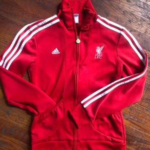 Liverpool Official adidas Athletic Jacket